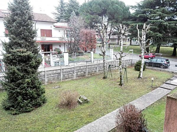 Appartamento in vendita a Verano Brianza, Centro, Con giardino, 125 mq - Foto 21