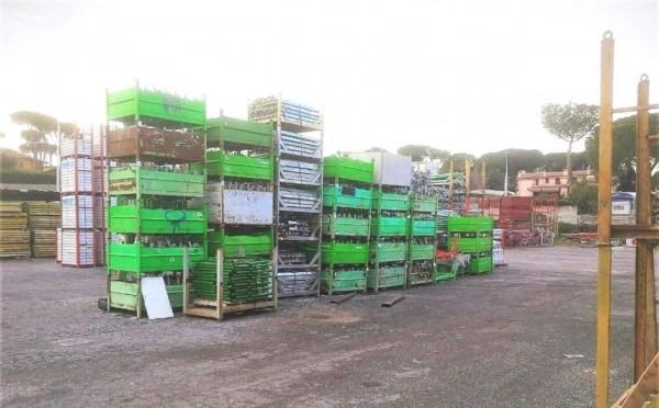 Capannone in vendita a Roma, 600 mq