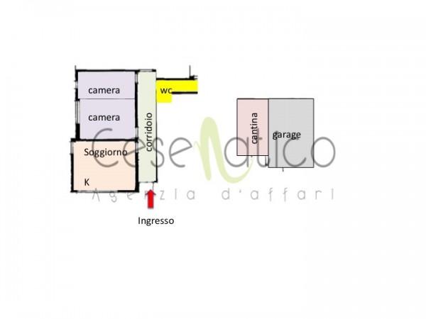 Casa indipendente in vendita a Cesenatico, Con giardino, 290 mq - Foto 9