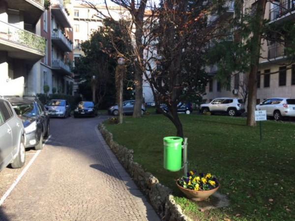 Appartamento in affitto a Milano, Moscova Solferino, Con giardino, 40 mq - Foto 6