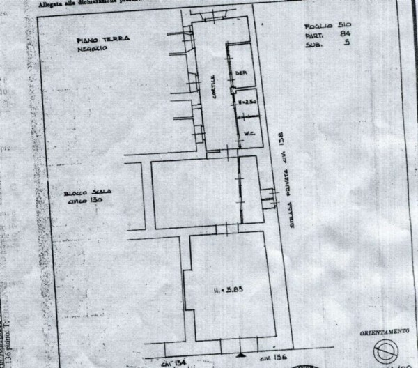 Negozio in affitto a Roma, Esquilino, Con giardino, 120 mq