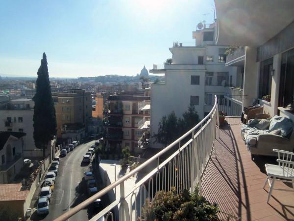 Appartamento in vendita a Roma, Trionfale, Arredato, 180 mq