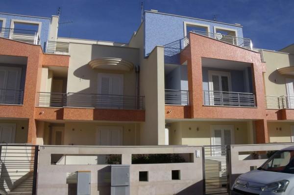 Villetta a schiera in vendita a Bari, Lungomare Ugo Lorusso, 140 mq