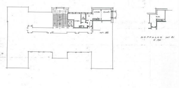 Appartamento in vendita a Chiavari, Preli, Con giardino, 90 mq - Foto 2