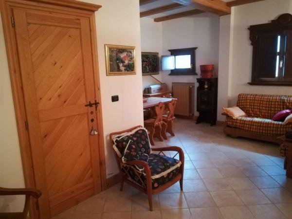 Villa in vendita a Roburent, San Giacomo Di Roburent, Arredato, con giardino, 160 mq - Foto 7