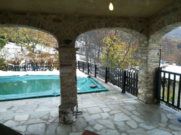 Villa in vendita a Roburent, San Giacomo Di Roburent, Arredato, con giardino, 160 mq - Foto 11