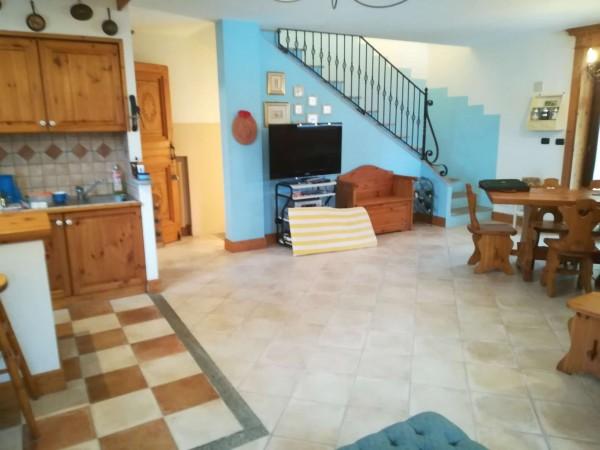 Villa in vendita a Roburent, San Giacomo Di Roburent, Arredato, con giardino, 160 mq - Foto 17