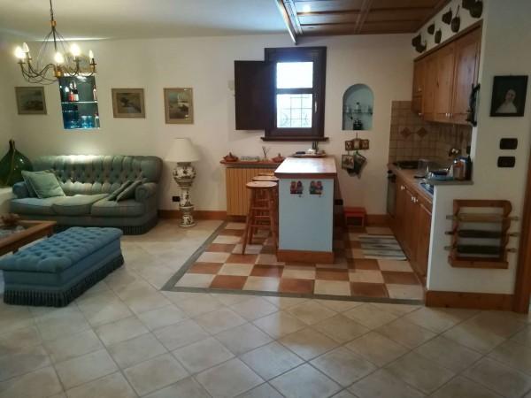 Villa in vendita a Roburent, San Giacomo Di Roburent, Arredato, con giardino, 160 mq - Foto 18