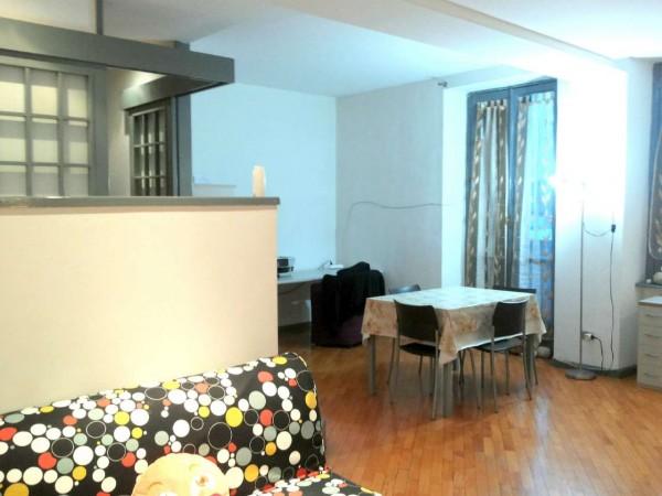 Appartamento in vendita a Torino, Crocetta, Arredato, 68 mq
