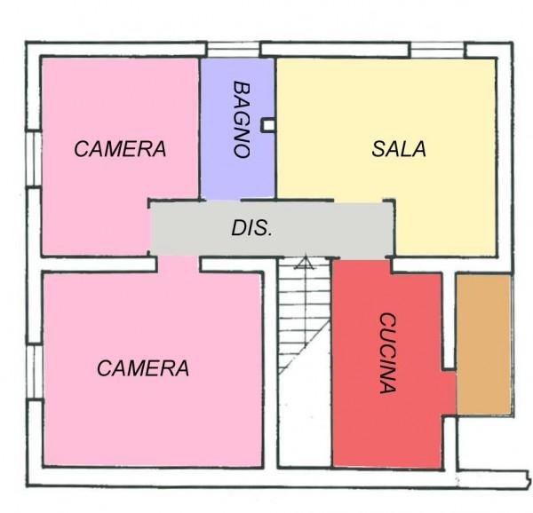 Appartamento in vendita a Spoleto, Fraz. Beroide, 80 mq - Foto 2