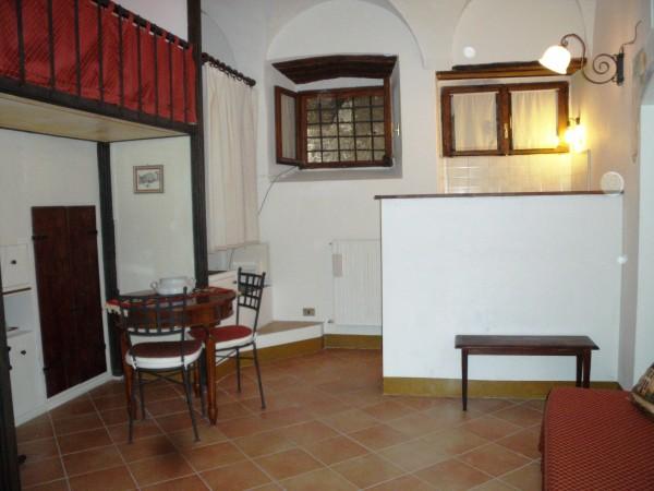 Monolocale in vendita a Spoleto, Piazza Del Mercato, 40 mq - Foto 3