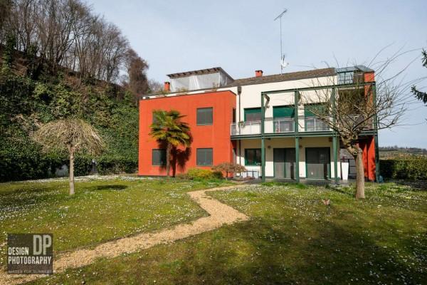 Appartamento in vendita a Moncalieri, Testona, Con giardino, 175 mq