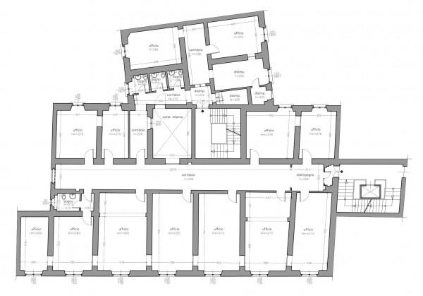 Rustico/Casale in affitto a Firenze, 500 mq - Foto 7