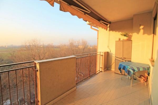 Appartamento in vendita a Cassano d'Adda, Cristo Risorto, Con giardino, 94 mq - Foto 5