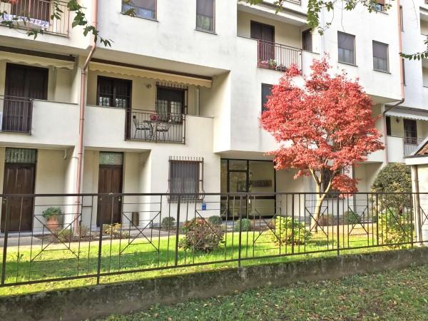 Appartamento in vendita a Cassano d'Adda, Cristo Risorto, Con giardino, 94 mq - Foto 18