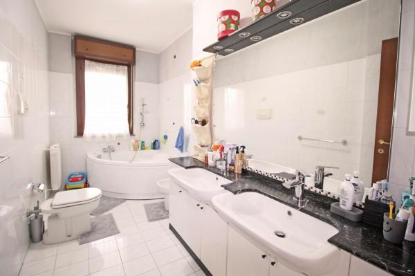 Appartamento in vendita a Cassano d'Adda, Cristo Risorto, Con giardino, 94 mq - Foto 11