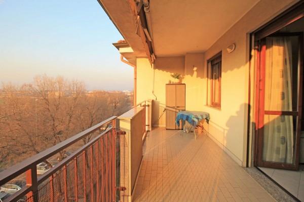 Appartamento in vendita a Cassano d'Adda, Cristo Risorto, Con giardino, 94 mq - Foto 4