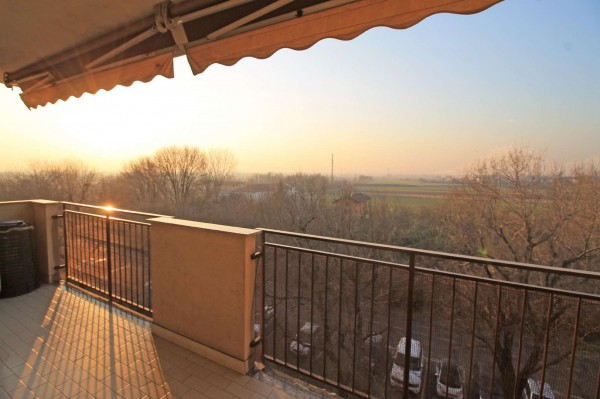 Appartamento in vendita a Cassano d'Adda, Cristo Risorto, Con giardino, 94 mq - Foto 3