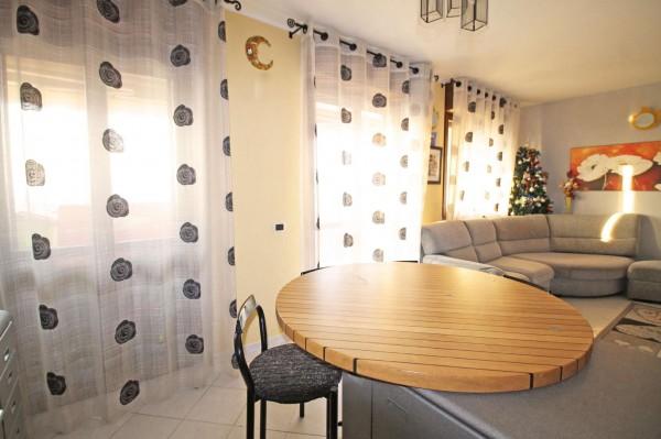 Appartamento in vendita a Cassano d'Adda, Cristo Risorto, Con giardino, 94 mq - Foto 13