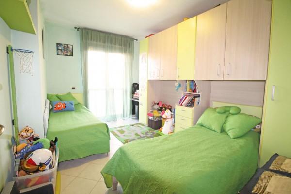 Appartamento in vendita a Cassano d'Adda, Cristo Risorto, Con giardino, 94 mq - Foto 9