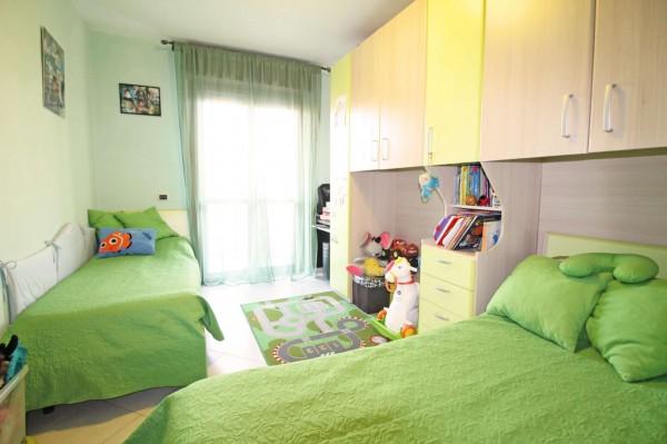 Appartamento in vendita a Cassano d'Adda, Cristo Risorto, Con giardino, 94 mq - Foto 8