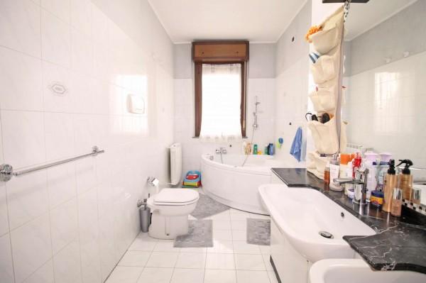 Appartamento in vendita a Cassano d'Adda, Cristo Risorto, Con giardino, 94 mq - Foto 10