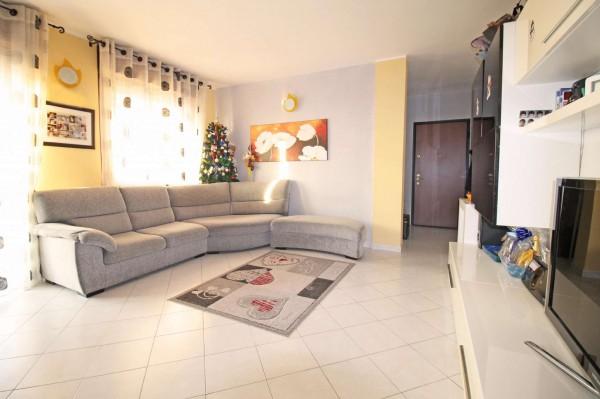 Appartamento in vendita a Cassano d'Adda, Cristo Risorto, Con giardino, 94 mq - Foto 16