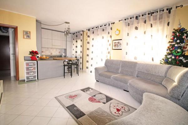Appartamento in vendita a Cassano d'Adda, Cristo Risorto, Con giardino, 94 mq