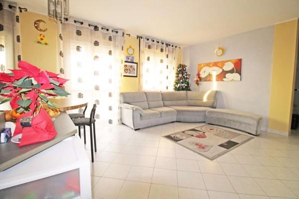 Appartamento in vendita a Cassano d'Adda, Cristo Risorto, Con giardino, 94 mq - Foto 17