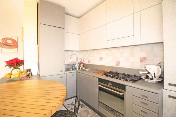 Appartamento in vendita a Cassano d'Adda, Cristo Risorto, Con giardino, 94 mq - Foto 14