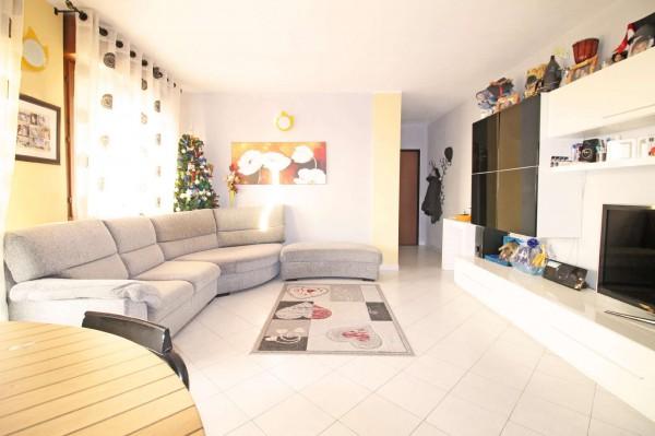 Appartamento in vendita a Cassano d'Adda, Cristo Risorto, Con giardino, 94 mq - Foto 12