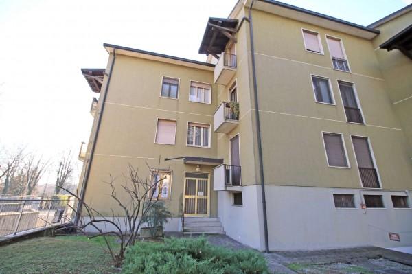 Appartamento in vendita a Fara Gera d'Adda, Con giardino, 85 mq - Foto 5