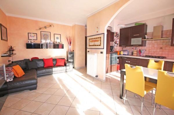 Appartamento in vendita a Fara Gera d'Adda, Con giardino, 85 mq