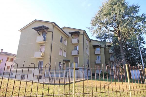 Appartamento in vendita a Fara Gera d'Adda, Con giardino, 85 mq - Foto 6