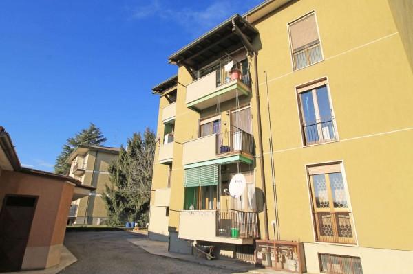 Appartamento in vendita a Fara Gera d'Adda, Con giardino, 85 mq - Foto 3