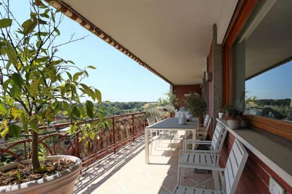 Appartamento in vendita a Roma, Cassia, 173 mq - Foto 8