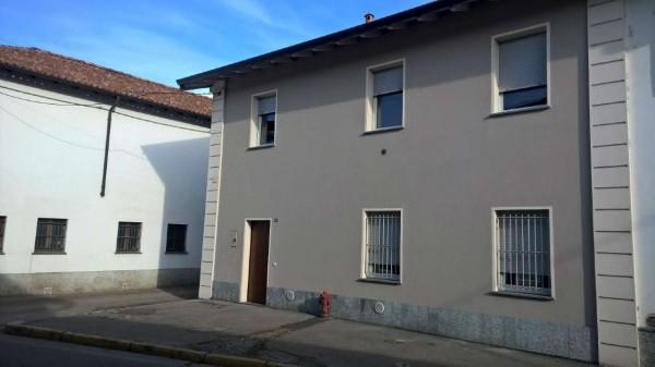 Appartamento in affitto a Albairate, Centro, 105 mq