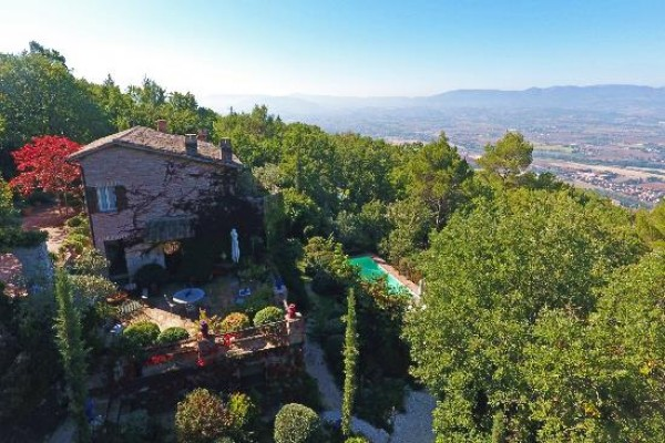 Villa in vendita a Campello sul Clitunno, Con giardino, 170 mq - Foto 18