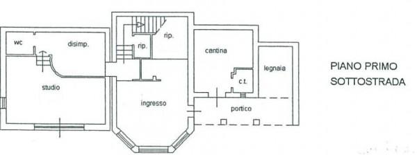 Villa in vendita a Campello sul Clitunno, Con giardino, 170 mq - Foto 3