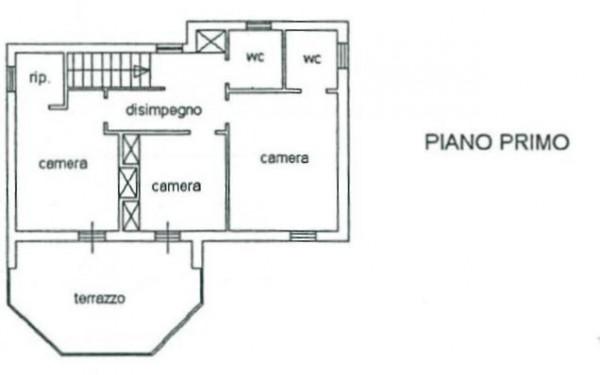 Villa in vendita a Campello sul Clitunno, Con giardino, 170 mq - Foto 2