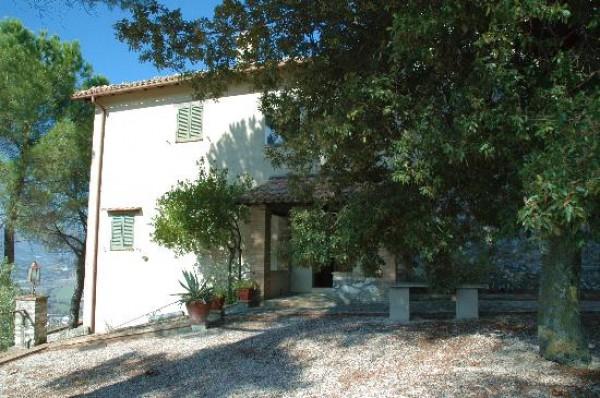Rustico/Casale in vendita a Spoleto, A 4 Km Da Spoleto, Con giardino, 120 mq