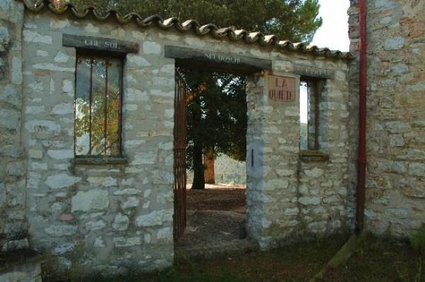 Rustico/Casale in vendita a Spoleto, A 4 Km Da Spoleto, Con giardino, 120 mq - Foto 10
