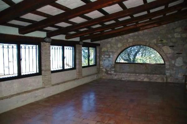 Rustico/Casale in vendita a Spoleto, A 4 Km Da Spoleto, Con giardino, 120 mq - Foto 7