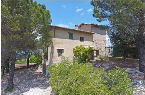 Rustico/Casale in vendita a Spoleto, A 4 Km Da Spoleto, Con giardino, 120 mq - Foto 6