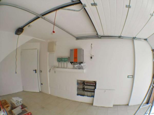 Villetta a schiera in vendita a San Colombano al Lambro, Residenziale A 1 Km Da San Colombano, Con giardino, 171 mq - Foto 40