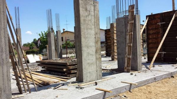 Villetta a schiera in vendita a San Colombano al Lambro, Residenziale A 1 Km Da San Colombano, Con giardino, 171 mq - Foto 27