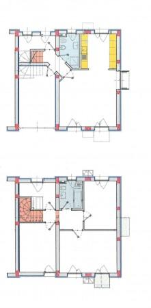 Villa in vendita a Borghetto Lodigiano, Residenziale, Con giardino, 171 mq - Foto 4