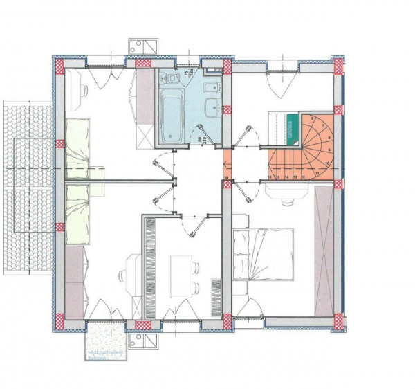 Villa in vendita a Lodi, Residenziale A 10 Minuti Da Lodi, Con giardino, 171 mq - Foto 3
