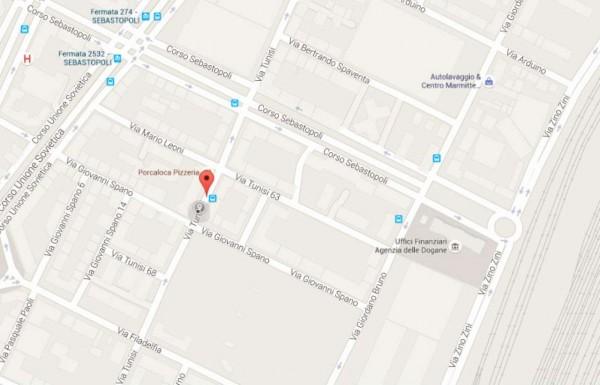 Appartamento in affitto a Torino, Sud, Arredato, 30 mq - Foto 2