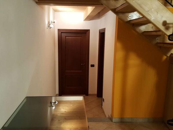 Appartamento in affitto a Grugliasco, Borgata Quaglia, Arredato, con giardino, 110 mq - Foto 15